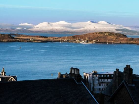 View from property over Kerrera to the Isle of Mull - 29343 - Oban - rentals