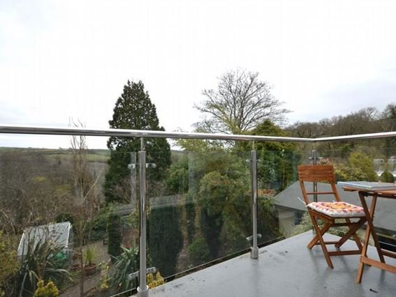 Views from the balcony - 29378 - Lostwithiel - rentals