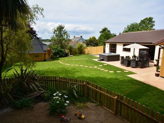 View towards the property - 29380 - Camborne - rentals