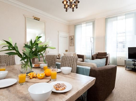 Lounge and dining area - FCH29399 - Ardnamurchan Peninsula - rentals