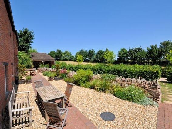 Overlooking gardens and fields - CHANH - Somerset - rentals