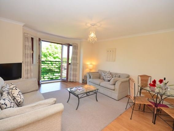 Lounge/dining room with leafy view across the city  - 32048 - East Lothian - rentals