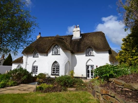 A stunning, traditional thatched cottage - ANNER - Weare Giffard - rentals