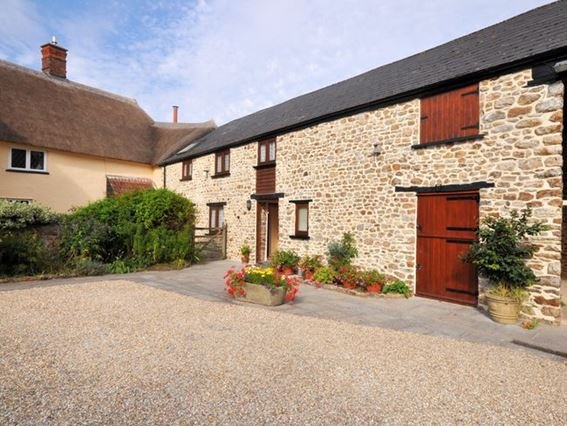 Approach to the property - CIDER - West Buckland - rentals