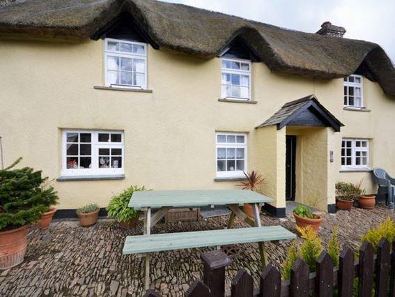 View towards property - 00839 - Ashwater - rentals