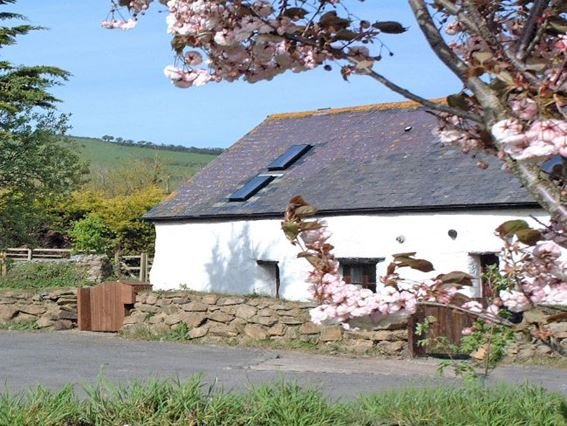 View towards the cottage - WSAUN - Saunton - rentals
