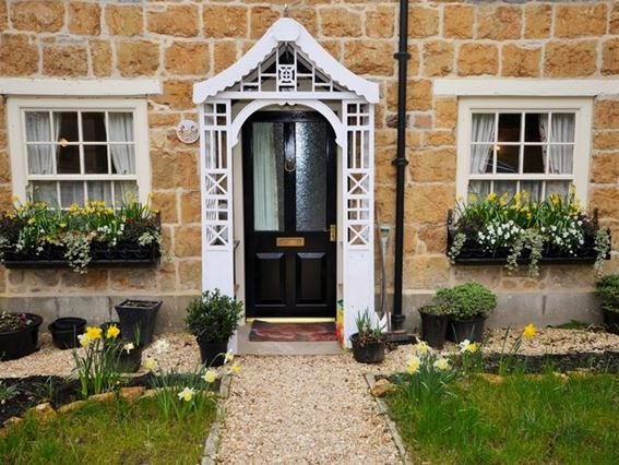View towards the property - CLECO - Castle Cary - rentals