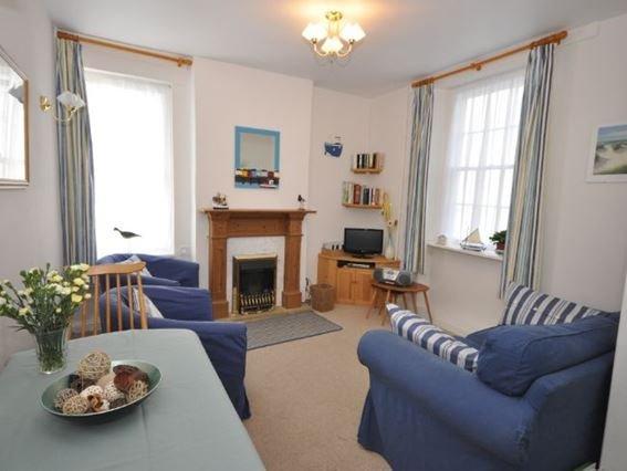 Cosy lounge area - KITTI - Appledore - rentals