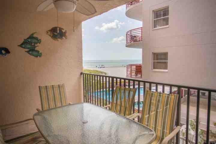 106 - Sandy Shores - Image 1 - Madeira Beach - rentals