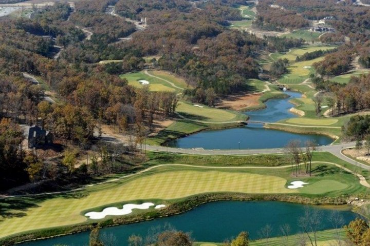 Payne Stewart Golf Course (Rated #1 in Missouri) - Branson Hill's (Eagle Bunker) 2 BDR, 2 Bath - Branson - rentals