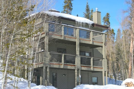 Bear Lodge - Top of the World Views!! - Image 1 - Silverthorne - rentals