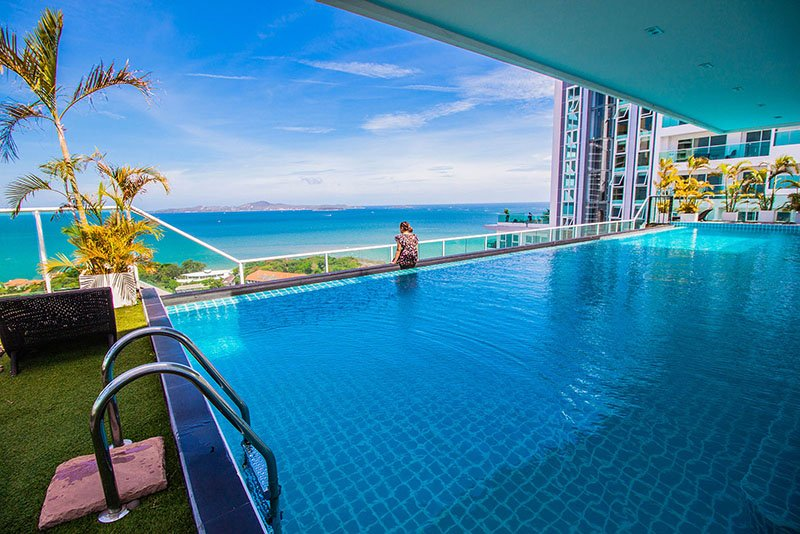 View Cosy Beach One Bedroom Partial Seaview - Image 1 - Pattaya - rentals