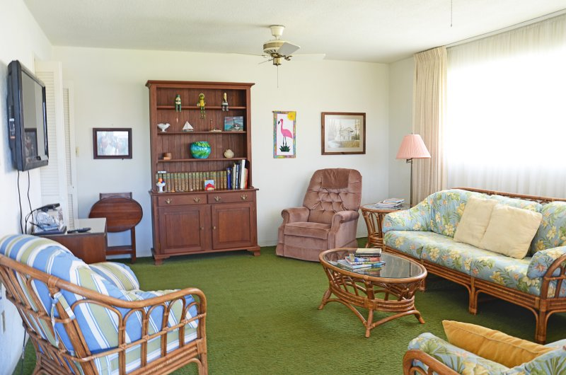 Fall $pecials - Vacation Home - Lindley #126 4b/3b Steps To The Ocean - Image 1 - Daytona Beach - rentals