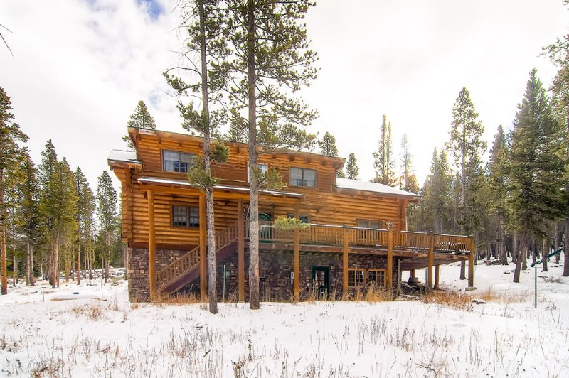 Snowshoe Retreat - Private Home - Image 1 - Breckenridge - rentals