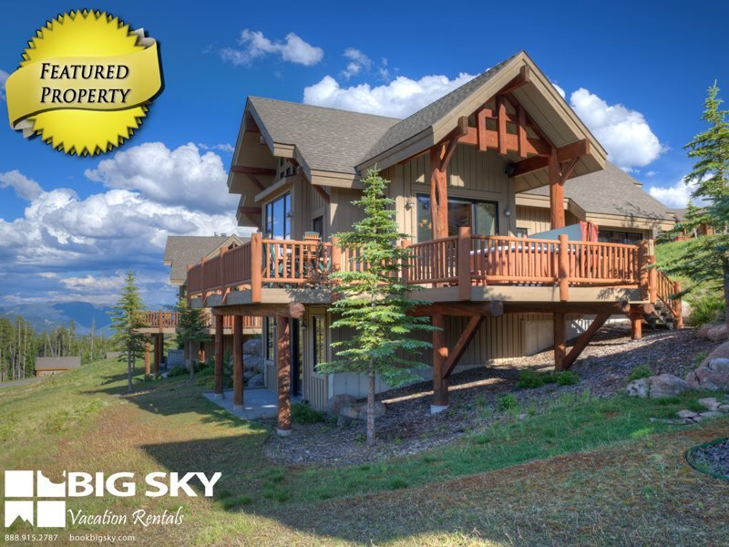 Big Sky Moonlight Basin | Moonlight Mountain Home 5 Derringer - Image 1 - Big Sky - rentals