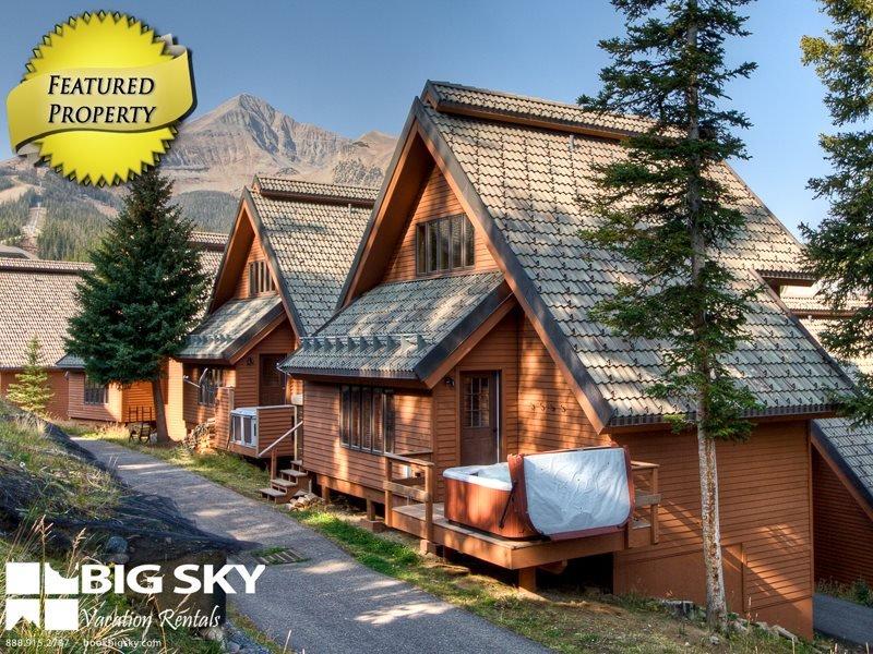 Big Sky | Arrowhead Chalet 1651 - Image 1 - Montana - rentals