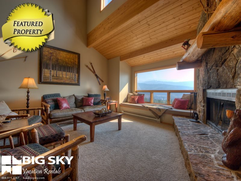 Big Sky Resort | Beaverhead Condominium 1422 - Image 1 - Montana - rentals