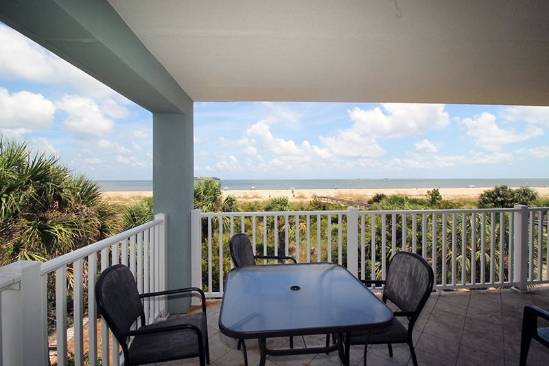 Fort Screven Villas - Unit 201 - Spectacular Views of the Atlantic Ocean - FREE Wi-Fi - Image 1 - Tybee Island - rentals