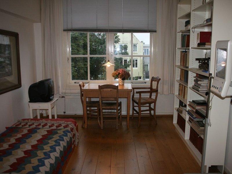 Garden View Apartment in Central Amsterdam Keizersgracht - Image 1 - World - rentals