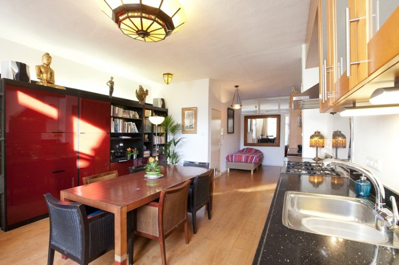 'Nuestro Abrigo' Warm and luxury house in historical centre of Amsterdam - Image 1 - Amsterdam - rentals
