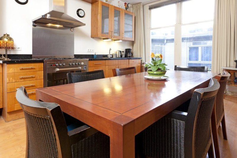 'Nuestro Abrigo' Warm and luxury house in historical centre of Amsterdam - Image 1 - Amsterdam - rentals