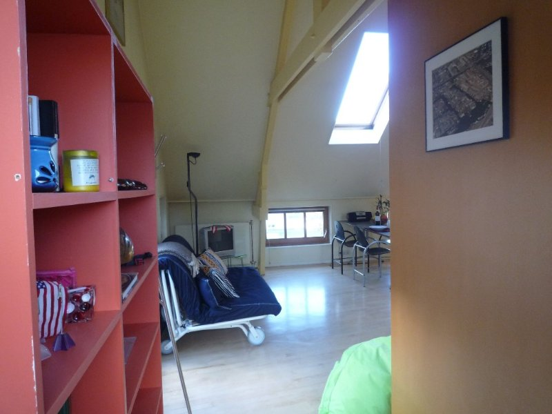 Cosy (loft)apartment in monumental wharf house - Image 1 - Amsterdam - rentals