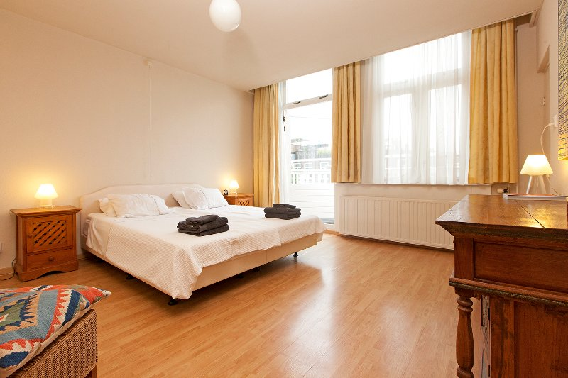 The Queen - Great apartment next to the Vondelpark and all museum - Image 1 - Amsterdam - rentals