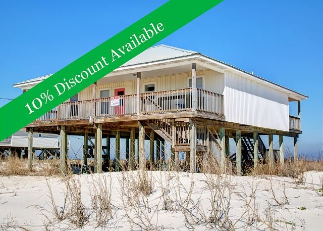 """Beachy Keen"" on the Mississippi Sound 