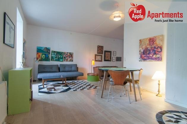 Modern Apartment with a Terrace Close to City Center - 4958 - Image 1 - Copenhagen - rentals