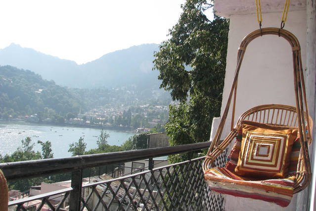Walking distance from Naini Lake-Kitchen,Free WiFi - Image 1 - Nainital - rentals
