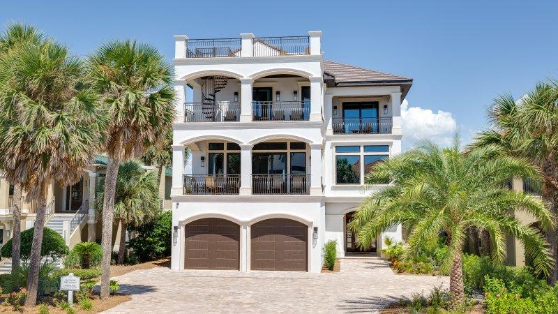 New lakefront home - Image 1 - Destin - rentals