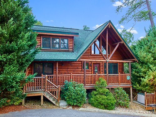 Bear Creek Lodge - Image 1 - Sevierville - rentals