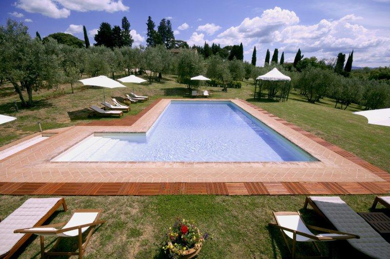 Tenuta Alba holiday vacation large villa rental italy, tuscany, florence, near - Image 1 - San Casciano in Val di Pesa - rentals