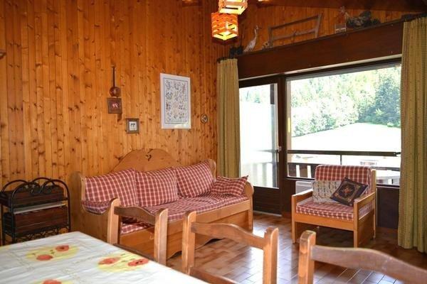 VILLAVIT 2 rooms 6 persons - Image 1 - Le Grand-Bornand - rentals