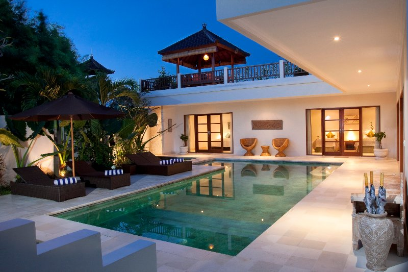 Puri Temple Luxury 3 Bedroom Villa, Pool Table-Canggu - Image 1 - Canggu - rentals