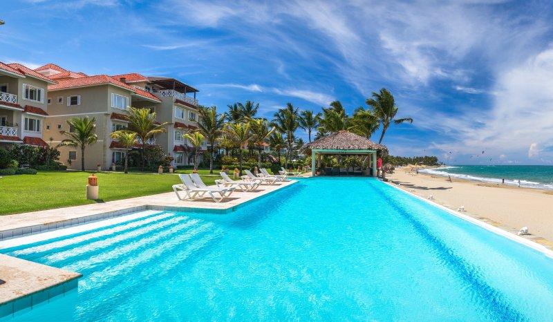 HARMONY 4 bedr / Stunning beachfront /Center CABAR - Image 1 - Cabarete - rentals