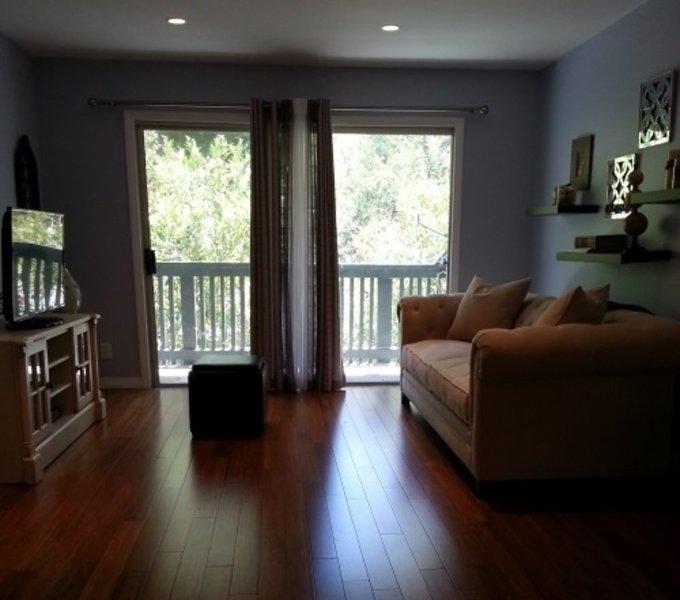 Furnished 1-Bedroom Condo at Crenshaw Blvd & W Hidden Ln Rolling Hills Estates - Image 1 - Rolling Hills Estates - rentals