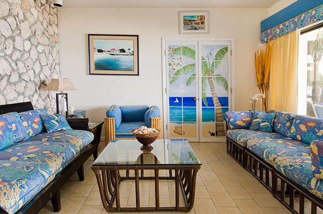 Casa Caribe #5 2 BR OF - Image 1 - Grand Cayman - rentals