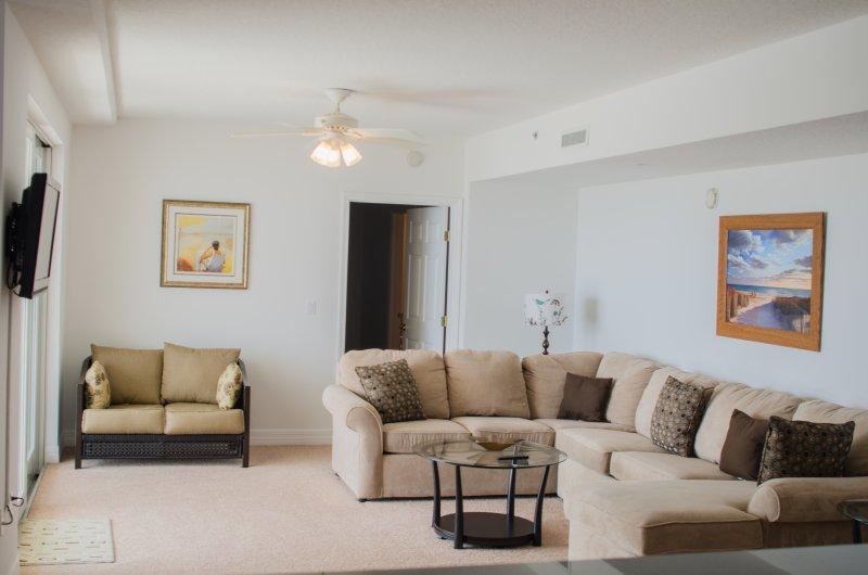 Fall $pecials Condo Opus #505 - 3b/2B Ocean View - Image 1 - Daytona Beach - rentals