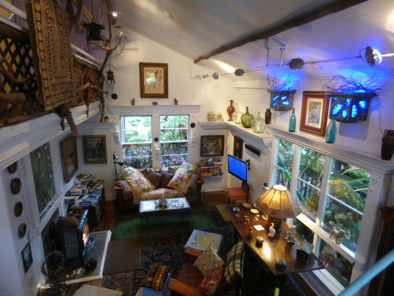Upcountry Volcano Village Mountain Cottage - Image 1 - Volcano - rentals