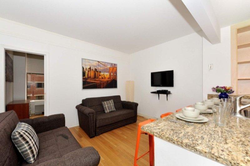 Financial District 2bd 1 bath Doorman Apt! #8383 - Image 1 - Manhattan - rentals