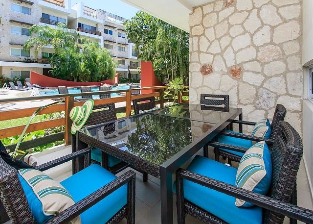 AMAZING &  BIG * MAMITAS BEACH * GYM *JACUZZI * UP 10 PEOPLE * FREE INTERNET - Image 1 - Playa del Carmen - rentals