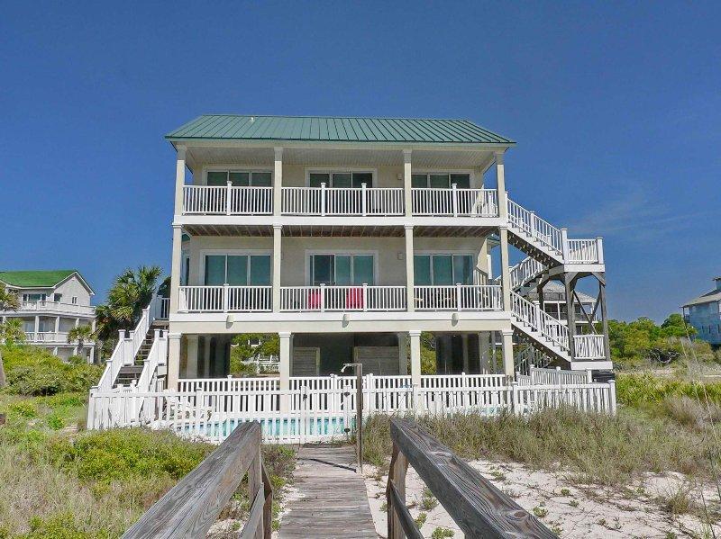 Seaclusion - Image 1 - Saint George Island - rentals
