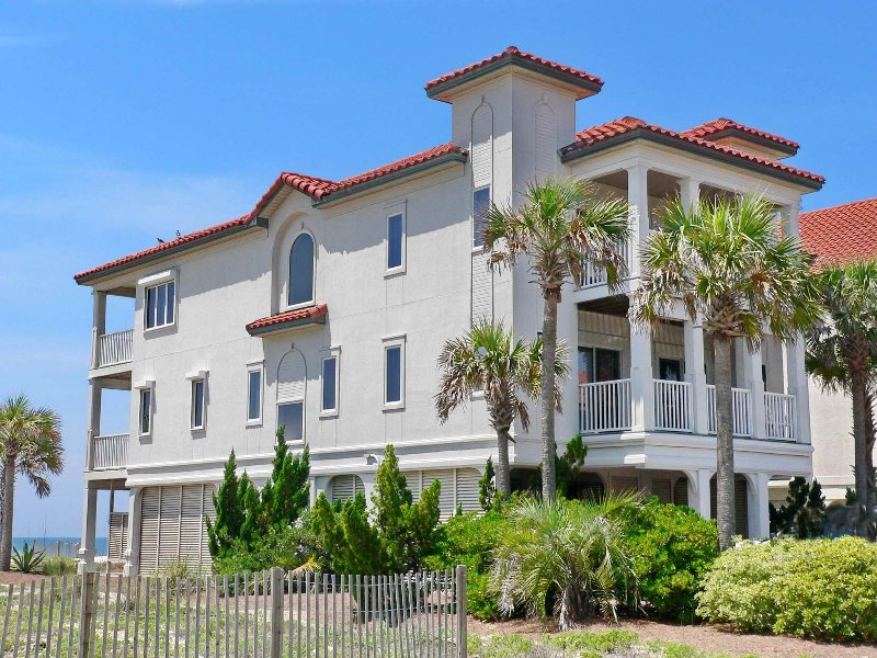 Serenade Of The Sea - Image 1 - Saint George Island - rentals