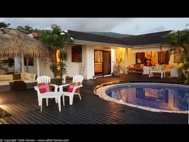 Fare Tevanaki - Tahiti - Image 1 - Punaauia - rentals
