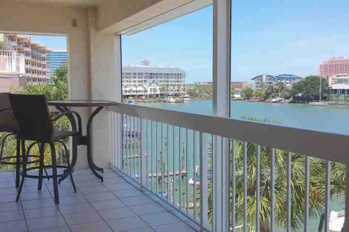 Bayway Shores-2 Bedroom/2 Bathroom Intercoastal Condominium-Clearwater Beach, FL - 301 Bayway Shores - Clearwater Beach - rentals