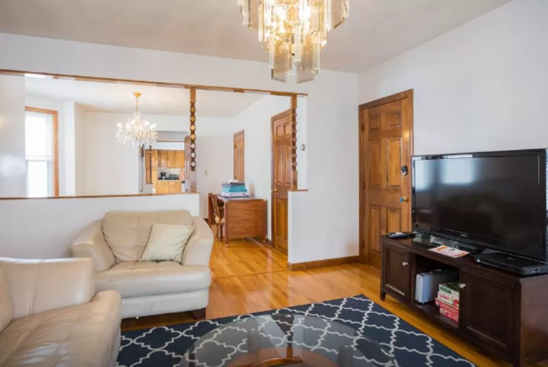 Furnished 7-Bedroom Apartment at Columbus Ave & Stone Ave Somerville - Image 1 - Somerville - rentals