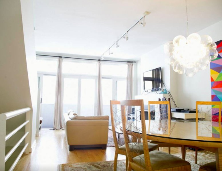 Furnished 3-Bedroom Apartment at W Huron St & N Sangamon St Chicago - Image 1 - Chicago - rentals