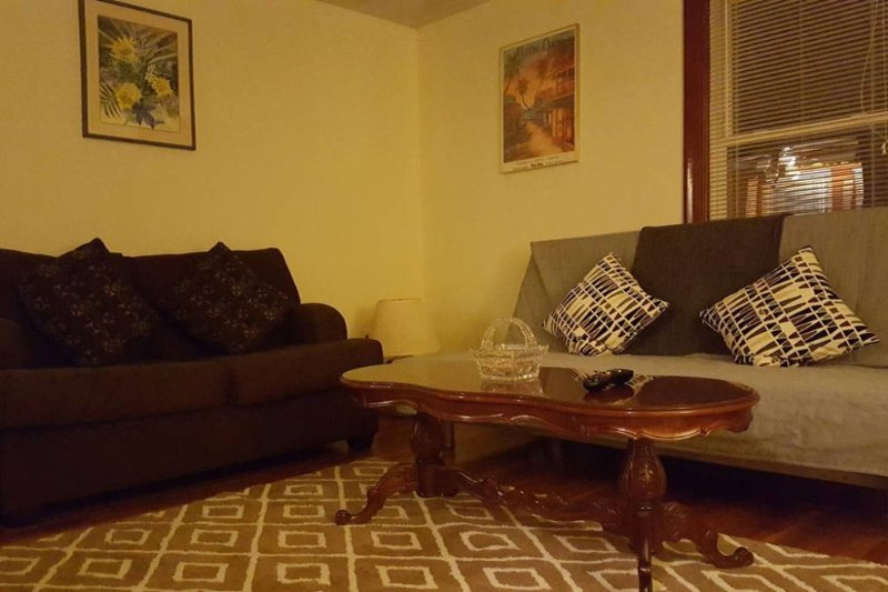 Furnished 2-Bedroom Apartment at Cross St & Everett Ave Somerville - Image 1 - Somerville - rentals