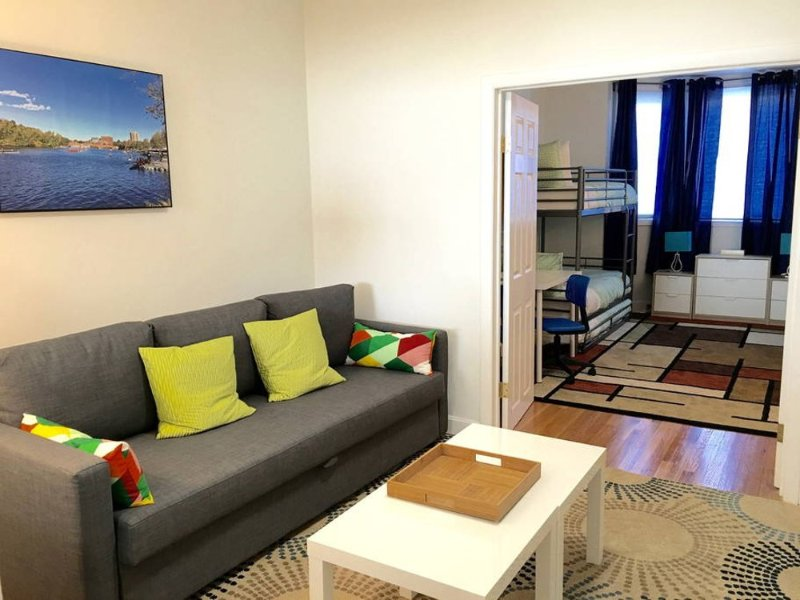Furnished 3-Bedroom Apartment at Dorchester St & W 9th St Boston - Image 1 - Boston - rentals